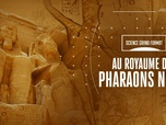Science grand format - Au royaume des pharaons noirs